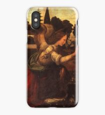 Archangel Gabriel Annunciation iPhone Case/Skin