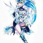 Ice Drake Shyvana by Pixel-League