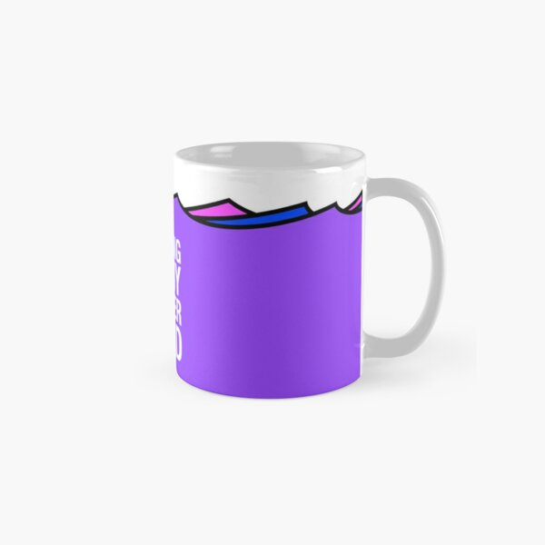 Topping Up My Gender Fluid Classic Mug