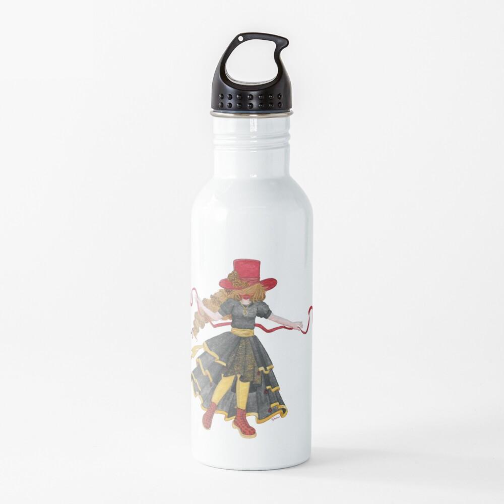 Ladybird - The famous uchronaut Water Bottle