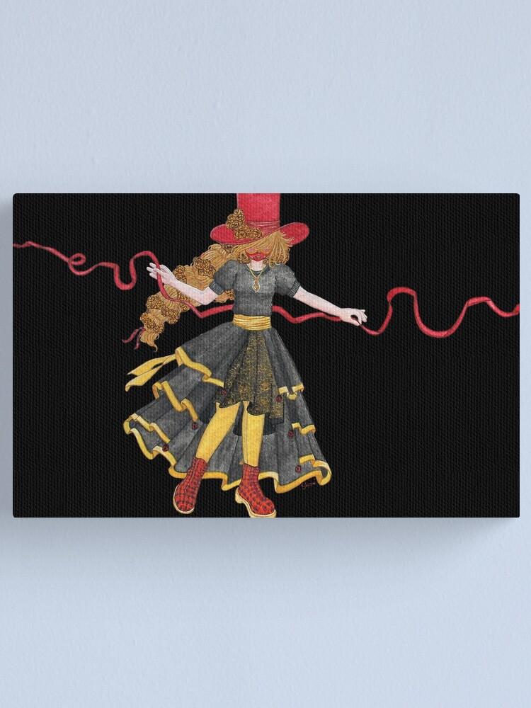 Alternate view of Ladybird - The famous uchronaut Canvas Print