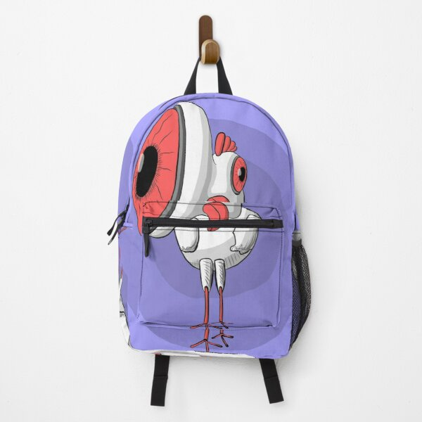 Eye of the Chicken Backpack