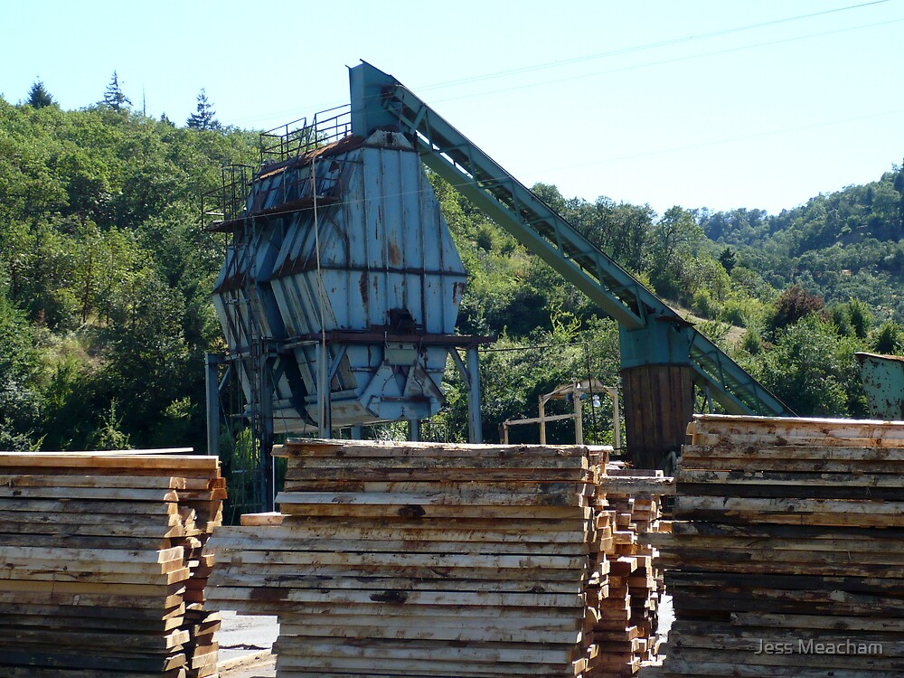 Lumberyard by Jess Meacham