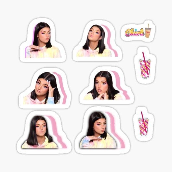 Pack d'autocollants Charli Damelio Sticker