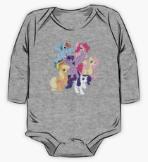 My Little Pony Group One Piece - Long Sleeve