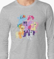 My Little Pony Group Long Sleeve T-Shirt