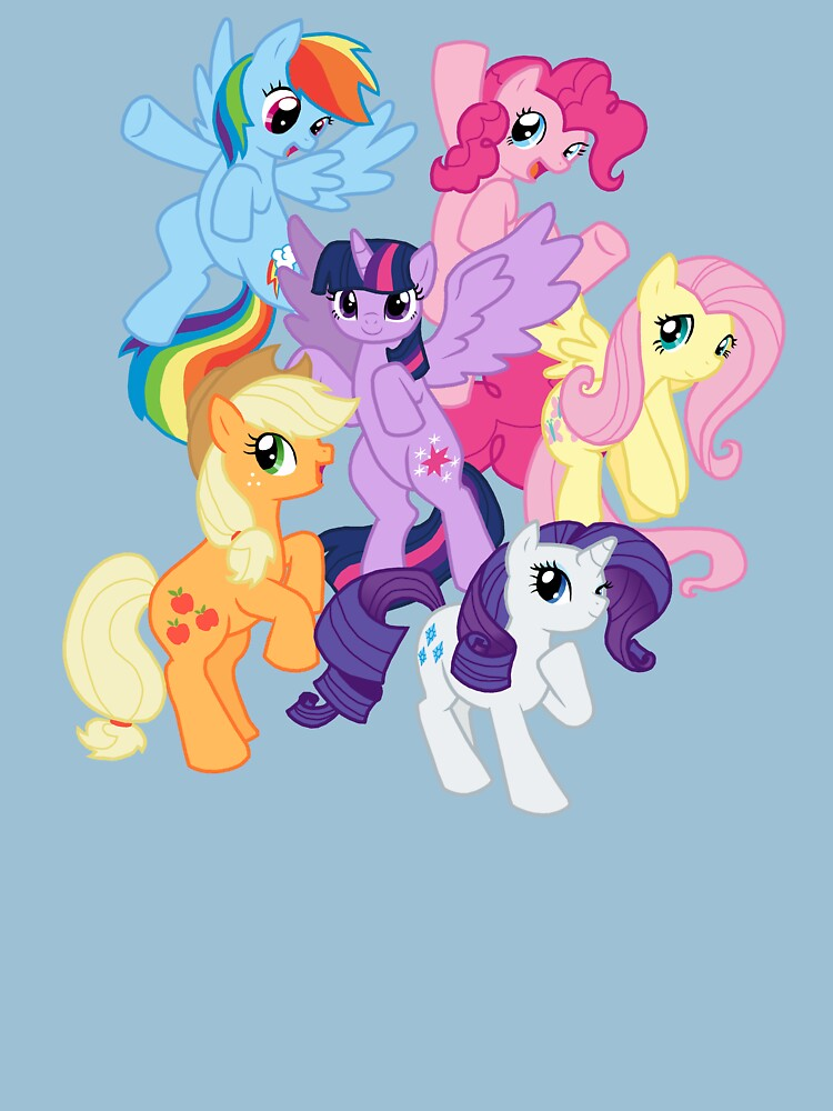 My Little Pony Group | Unisex T-Shirt