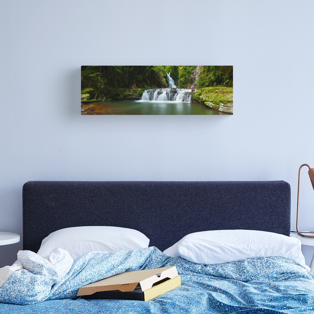 Elabana Falls, Lamington National Park, Queensland, Australia Canvas Print