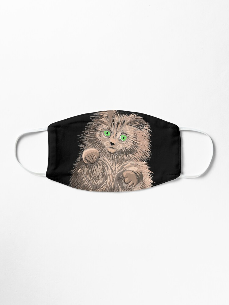 Alternate view of Cute Cat Mask