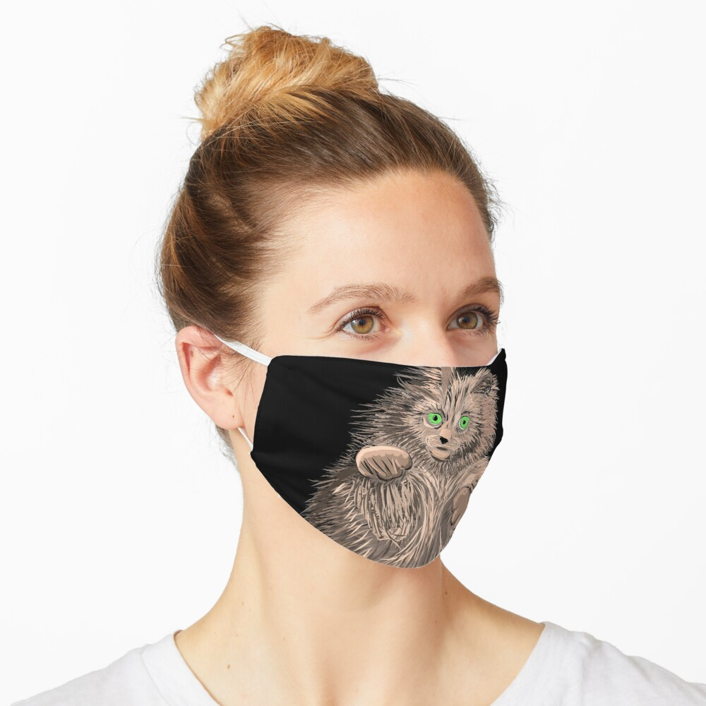 Cute Cat Mask