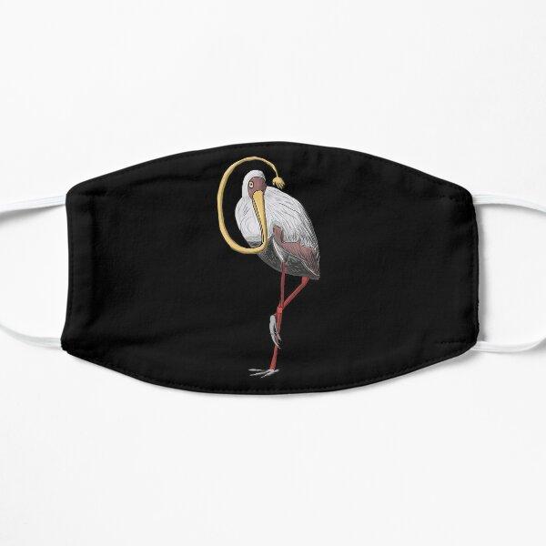 The Stork who Stroke Mask