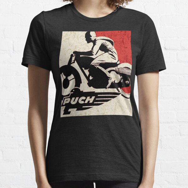 Puch Motorcycles Essential T-Shirt