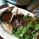 Porter House Steak by identit3a