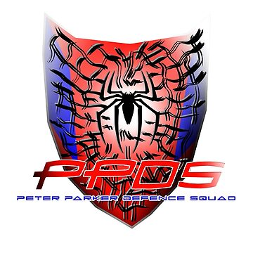 Peter Parker Defence Squad by endxrphins