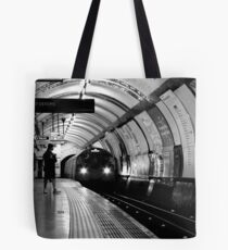 London - The Piccadilly Line, Earl's Court Tote Bag