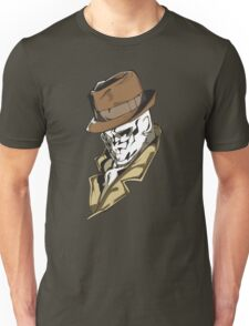 Rorschach bust Unisex T-Shirt