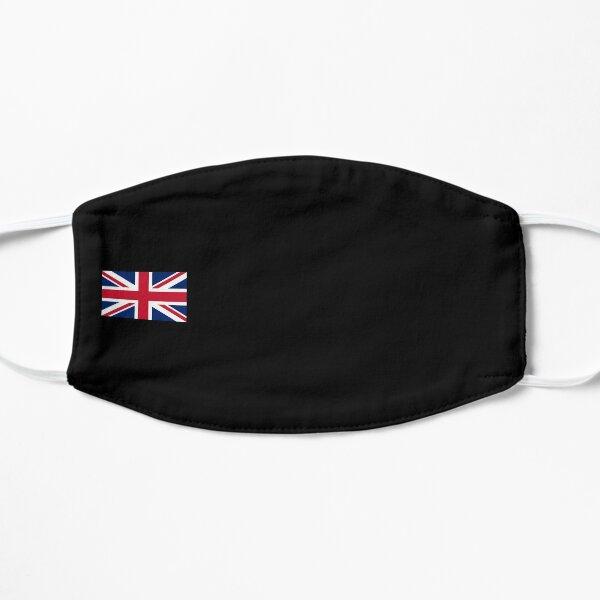 Union Jack mask Flat Mask
