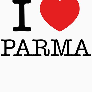 I <3 Parma by parmadaze