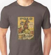 Vintage polo sports horse advertise T-Shirt