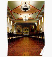 Santa Clara de Asis Mission #3 Poster