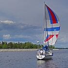 Afternoon of  Sailing by MGriffiths