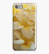 Frangipanis iPhone Case/Skin