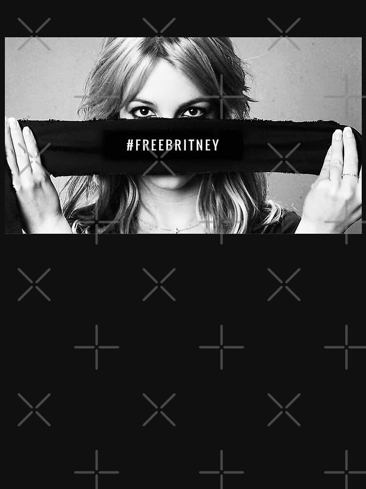 Free Britney #freebritney by ozumdesigns