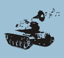 Make Music, Not War | Unisex T-Shirt