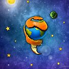 Fruity Space by Raven Montoya