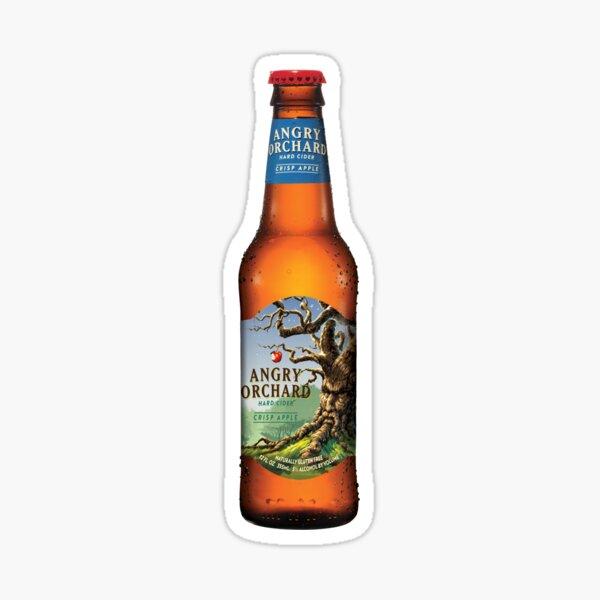 Angry Orchard - Hard Cider - Crisp Apple Sticker