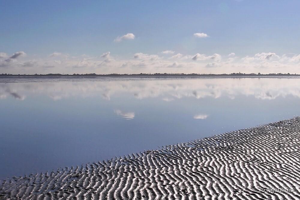 Beauty of the Wadden Sea by Jo Nijenhuis