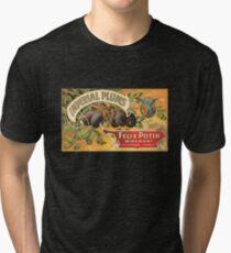 Vintage Imperial plums Tri-blend T-Shirt