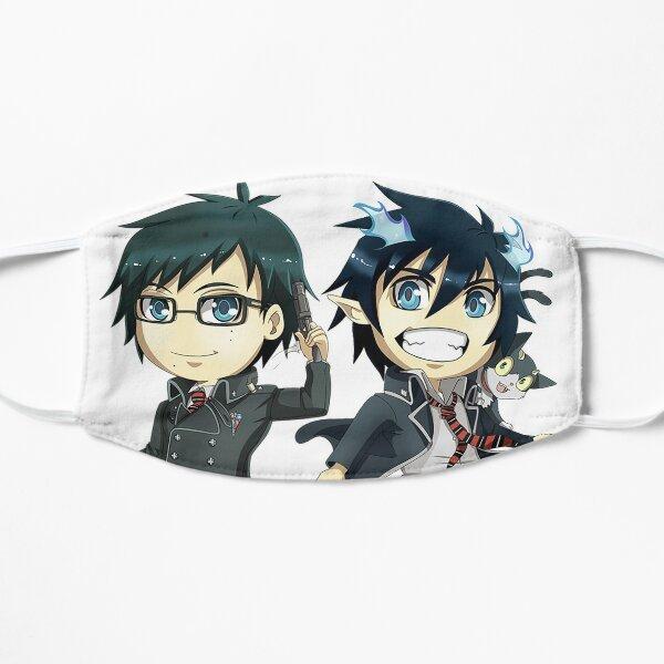 Rin and Yukio Flat Mask