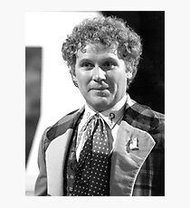 Colin Baker Photographic Print