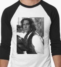 Paul McGann Men's Baseball ¾ T-Shirt