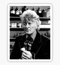 Jon Pertwee Sticker