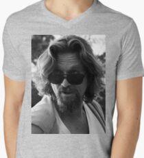 The Dude Men's V-Neck T-Shirt