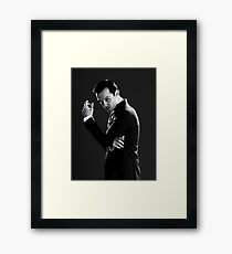 Moriarty 3 Framed Print
