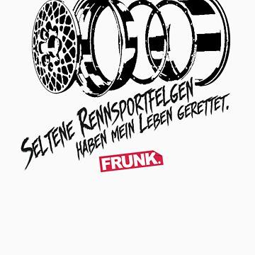 Rare Wheels. by frunk