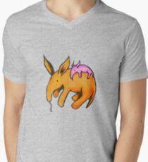 Aardvark Baby Men's V-Neck T-Shirt