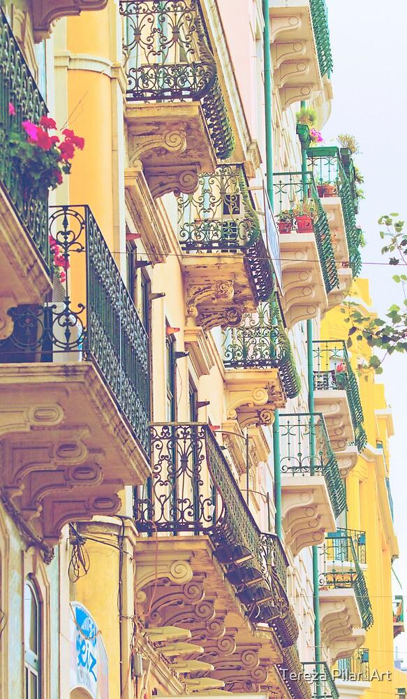 summer varandas by terezadelpilar ~ art & architecture