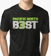 "VICTRS ""Pacific North B3ST"" Tri-blend T-Shirt"