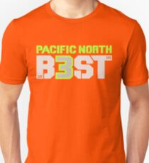 """VICTRS """"Pacific North B3ST"""" Unisex T-Shirt"""