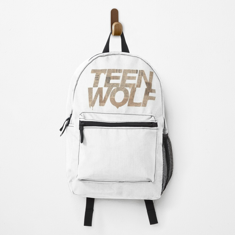 Teen wolf  Backpack