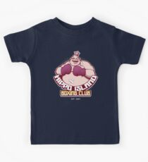 Hippo Island Boxing Club Kids Clothes