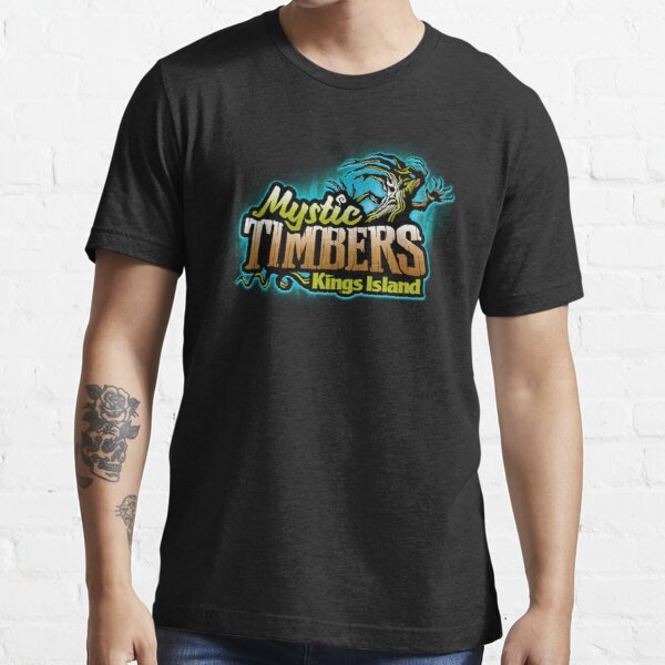 Mystic Timbers Kings Island T-shirt essentiel
