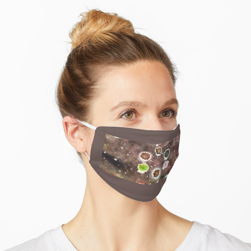 Cosmic Compost Complete Collection Mask Mask