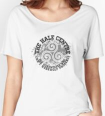 The Hale Centre for werewolves. Women's Relaxed Fit T-Shirt