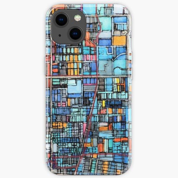 Long Beach, CA iPhone Soft Case