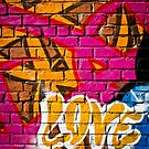 Graffiti Love by ElyseFradkin